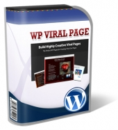 WP Viral Page Plugin Software with Personal Use Rights