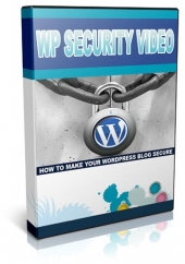 How To Make Your WordPress Blog Secure Video with Private Label Rights
