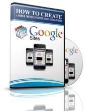Create A Mobile Site Quickly Using Google Sites Video with Private Label Rights