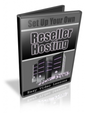 Setup A Reseller Hosting Business Video with private label rights