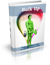 Bulk Up eBook with private label rights