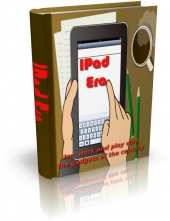iPad Era eBook with private label rights