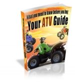 Your ATV Guide eBook with Master Resale Rights