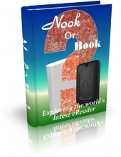 Nook or Book eBook with private label rights
