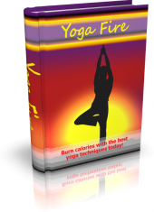 Yoga Fire eBook with Master Resell Rights