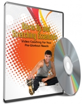Warm Up Fitness Video Guide Video with Master Resell Rights