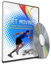 Get Moving Fitness Video Package Video with Master Resell Rights