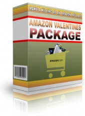 Amazon Valentines Product Package Video with Resell RIghts