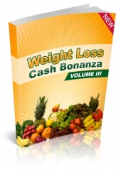 Weight Loss Cash Bonanza V3 eBook with Resale Rights