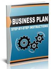 Business Plans - Step by Step Instructions eBook with Giveaway Rights