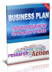 Business Plan - Strategies for Researching and Getting Ready to Create eBook with Giveaway Rights