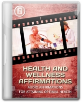 Health And Wellness Affirmations eBook with private label rights