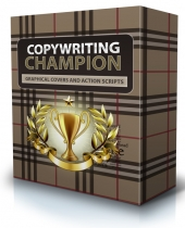 Copywriting Champion eBook with Master Resell Rights