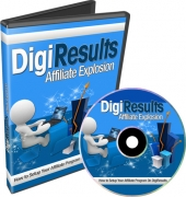 DigiResults Affiliate Explosion Video with Private Label Rights