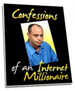 Confessions Of An Internet Millionaire eBook with Master Resale Rights