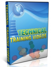 Tech Training Videos Video with Master Resell Rights