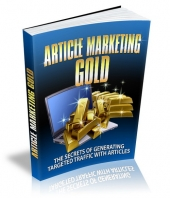 Article Marketing Gold eBook with Master Resell Rights