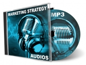 Marketing Strategy Audios Audio with Resale Rights