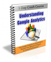Understanding Google Analytics Newsletter eBook with private label rights