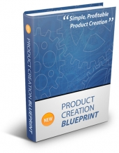 Product Creation Blueprint eBook with Personal Use Rights