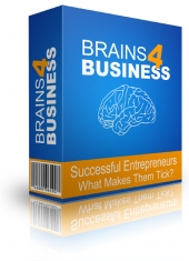 Brains 4 Business eBook with Personal Use Rights