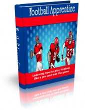 Football Apprentice eBook with private label rights