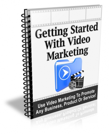Getting Started With Video Marketing Newsletter