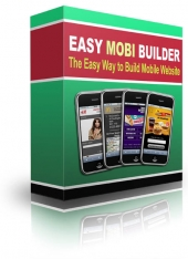 Easy Mobi Builder Script Software with Personal Use Rights