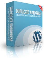 Easily Duplicate Your WordPress Site Video with Master Resale Rights