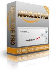 AmaSlide Pro WordPress Plugin Software with Master Resale Rights