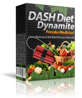 Dash Diet Dynamite eBook with Master Resale Rights
