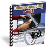 Online Shopping Guide eBook with Master Resale Rights