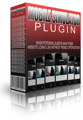 Mobile Simulator Plugin Software with Master Resale Rights