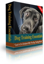Dog Training Essentials Version 2 eBook with Resale Rights