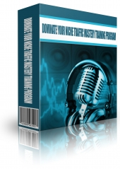 Dominate Your Niche Traffic Mastery Training Program Audio with Private Label Rights