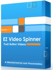 Easy Video Spinner Software with Personal Use Rights
