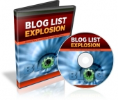 Blog List Explosion Video with Private Label Rights