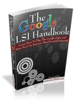 The Google LSI Handbook eBook with Master Resale Rights