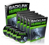 Backlink Hurricane Video with Private Label Rights