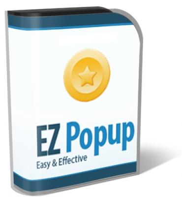 EZ Popup WordPress Plugin