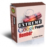 Extreme Google Pages Bomber Software with Master Resale Rights