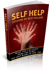 Self Help Lessons By Best Sellers eBook with private label rights