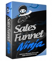 Sales Funnel Ninja Software with Personal Use Rights