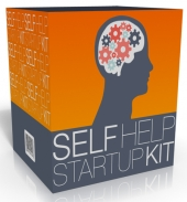 Self Help Startup Kit Video with private label rights
