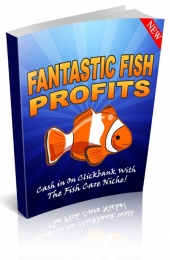 Fantastic Fish Profits eBook with Resale Rights