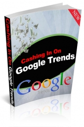 Google Trends Traffic Magnet eBook with Personal Use Rights
