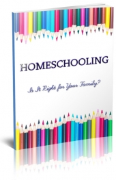 Homeschooling eBook with Private Label Rights