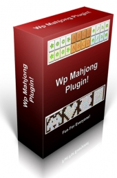 The WP Mahjong Plugin! Software with Personal Use Rights