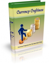 Currency Craftiness eBook with private label rights