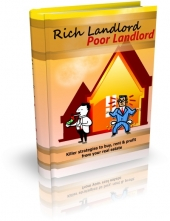 Rich Landlord Poor Landlord eBook with private label rights